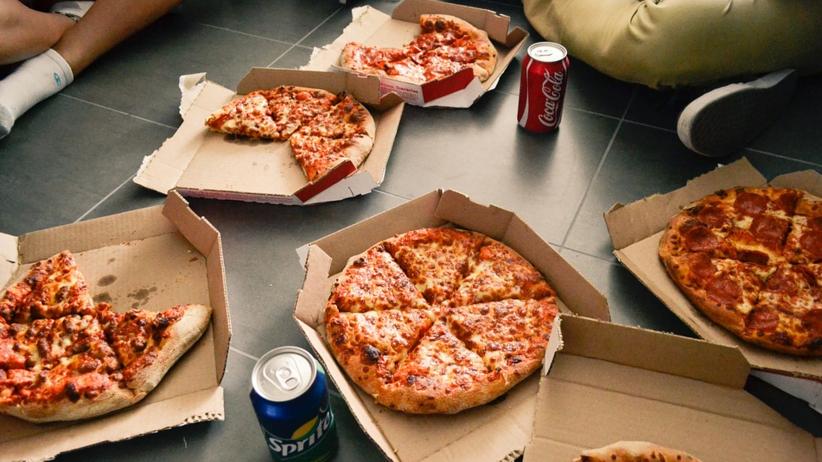 Amerykanin przez 25 lat codziennie jadł pizzę. Zobacz, jak wygląda