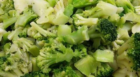 Wycofali mrożone brokuły z rynku. Ogromny poziom pestycydów