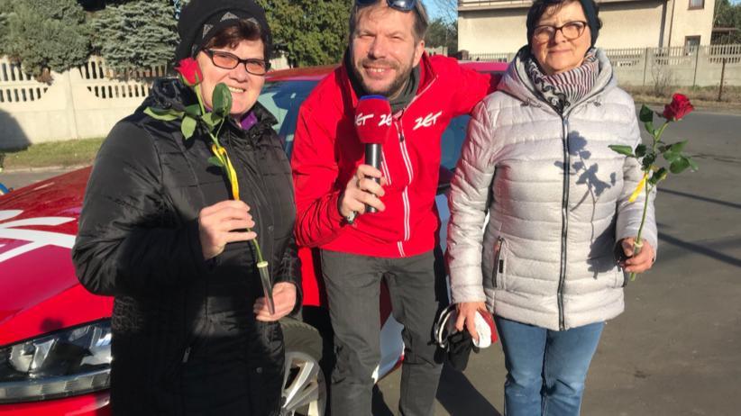 Tysiące kwiatów na Dzień Kobiet z Radiem ZET. Nasi dziennikarze przemierzają całą Polskę!