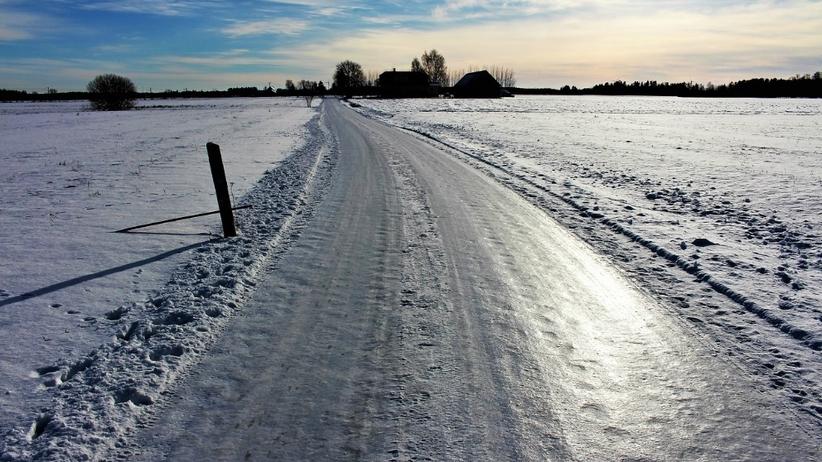 Biegun zimna w Polsce