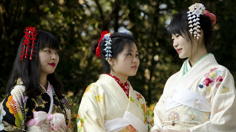japońskie nastolatki