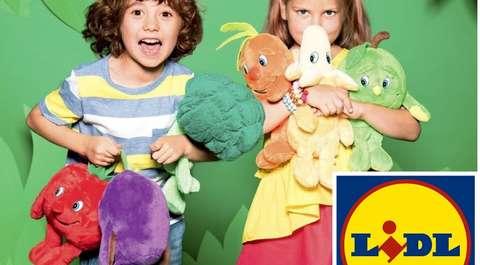 LIDLAKI to nowa kolekcja zabawek w Lidlu. W sprzedaży już od poniedziałku