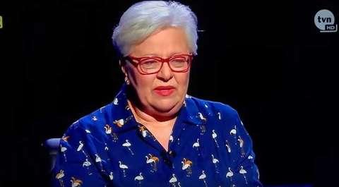 Milionerzy, Maria Romanek