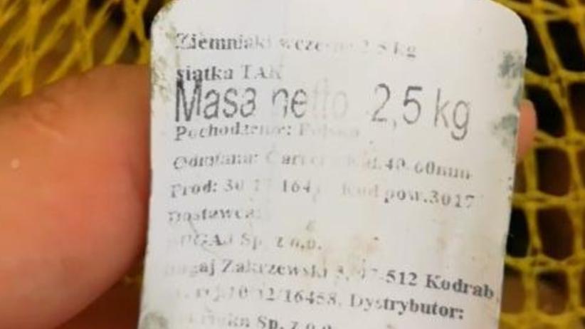 """Ile naprawdę waży """"2,5 kg"""" ziemniaków ze sklepu? Szokujący wynik"""