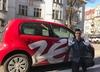 Hiszpan sprząta Poznań i zachęca do tego innych. Chce czystego świata