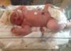 Kobieta urodziła gigantyczne dziecko. Miała problem z zajściem w ciążę