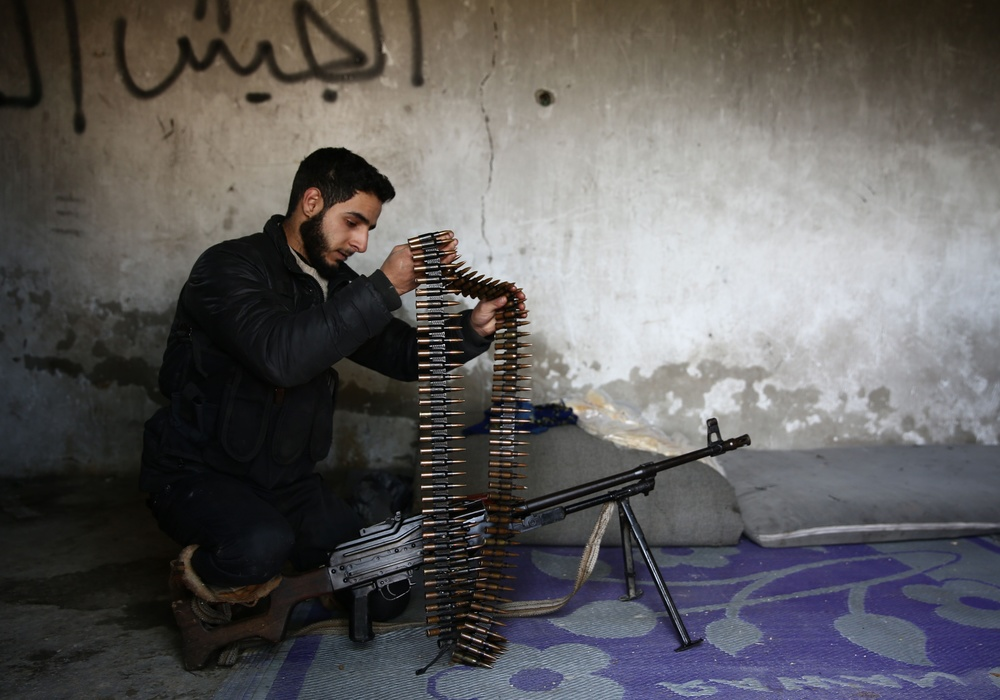 Kolejny etap wojny w Syrii