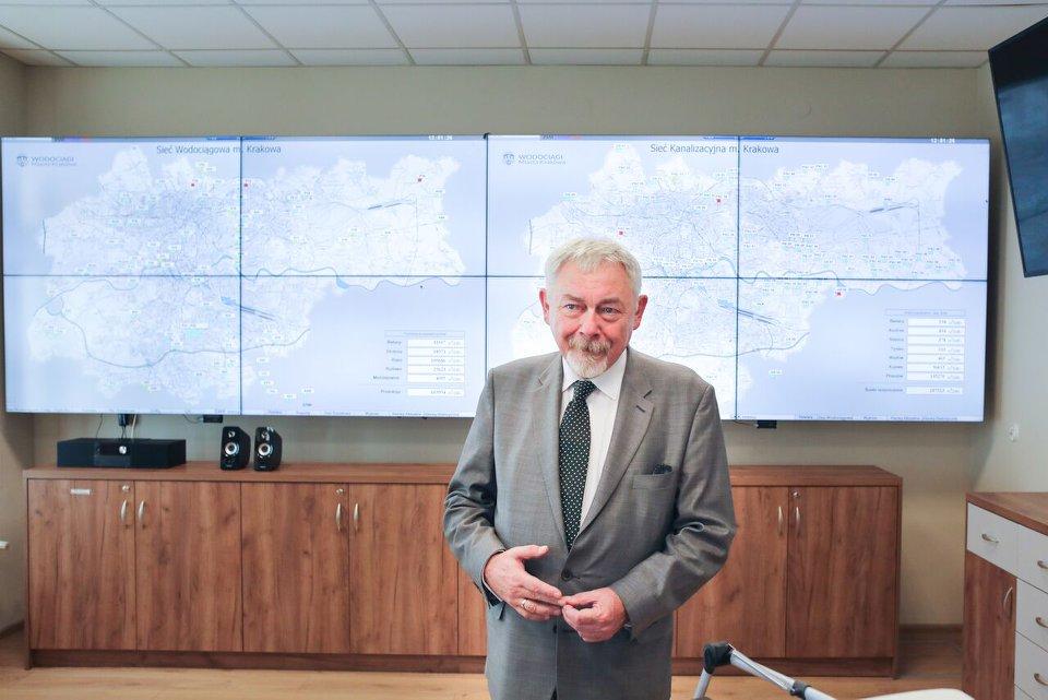 Wybory 2018. Wywiad z prezydentem Krakowa Jackiem Majchrowskim. II tura