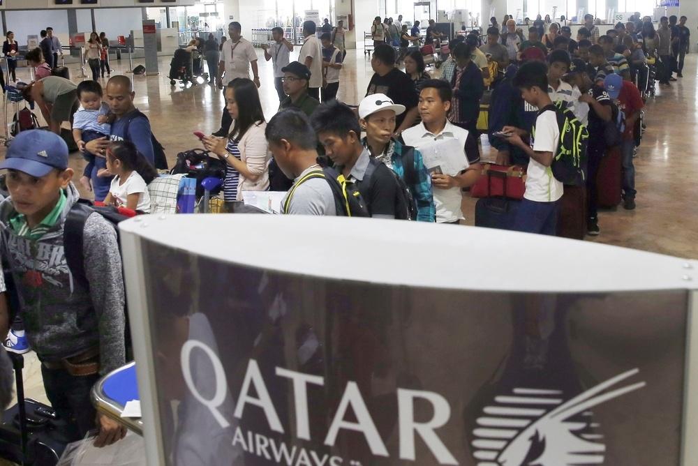 qatar lotnisko