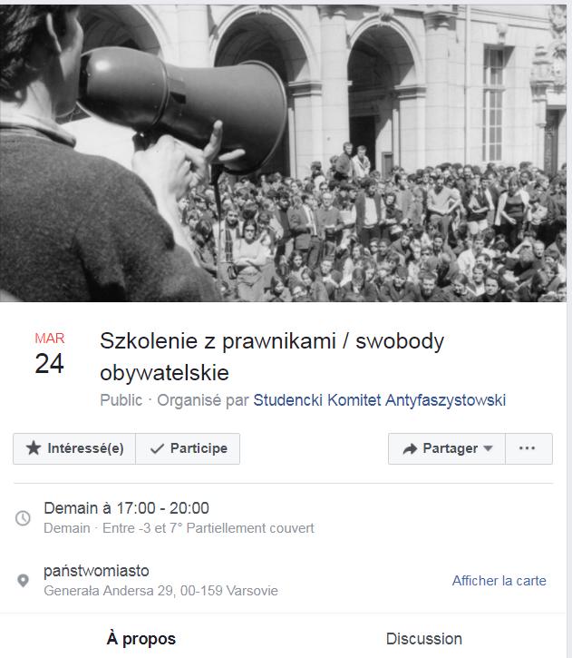 studencki komitet antyfaszystowski