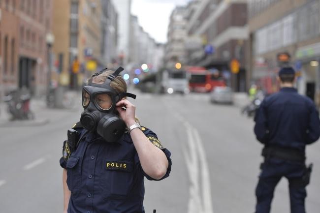 szwecja zamach