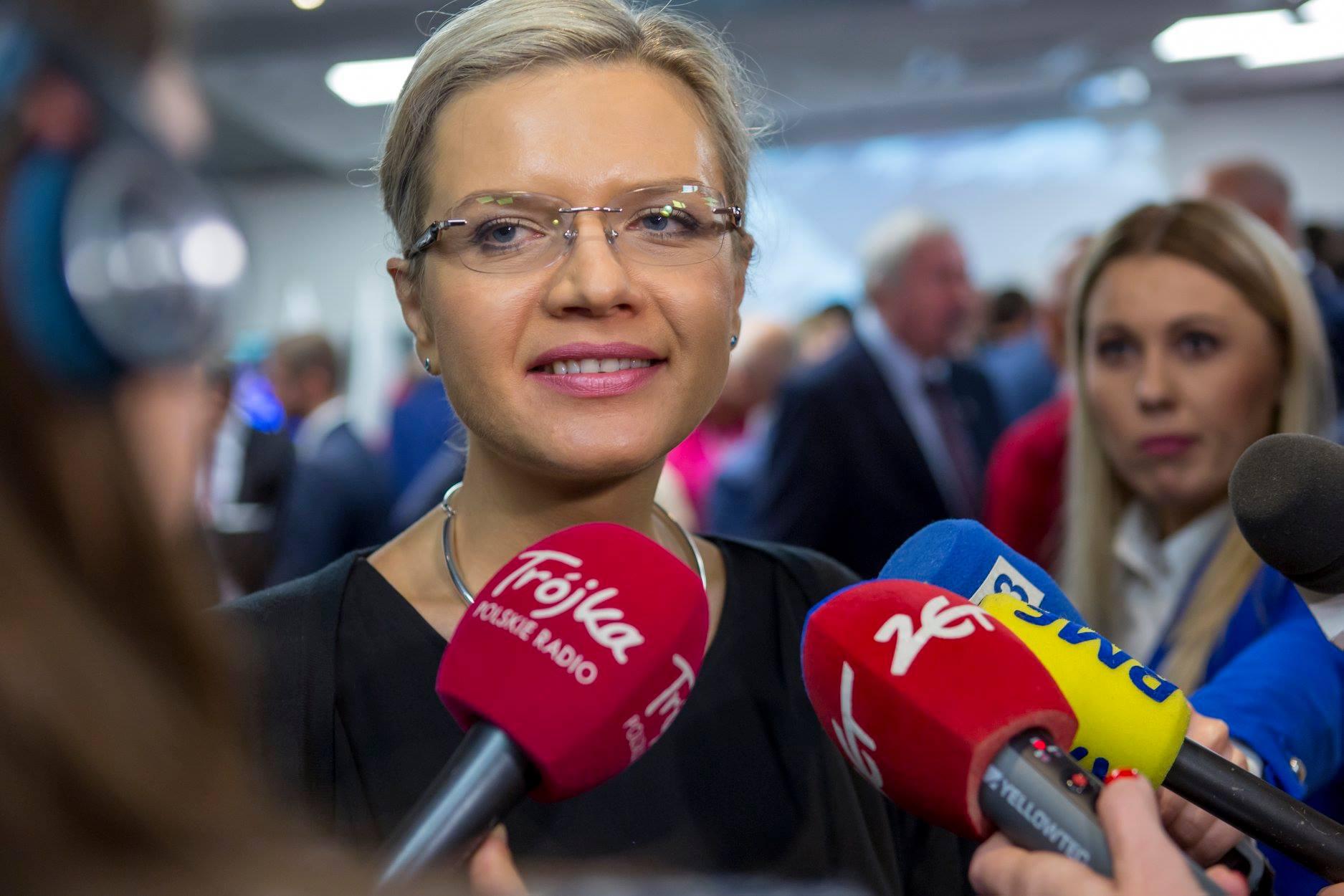 Wybory 2018. Kraków. Wywiad z Małgorzatą Wassermann