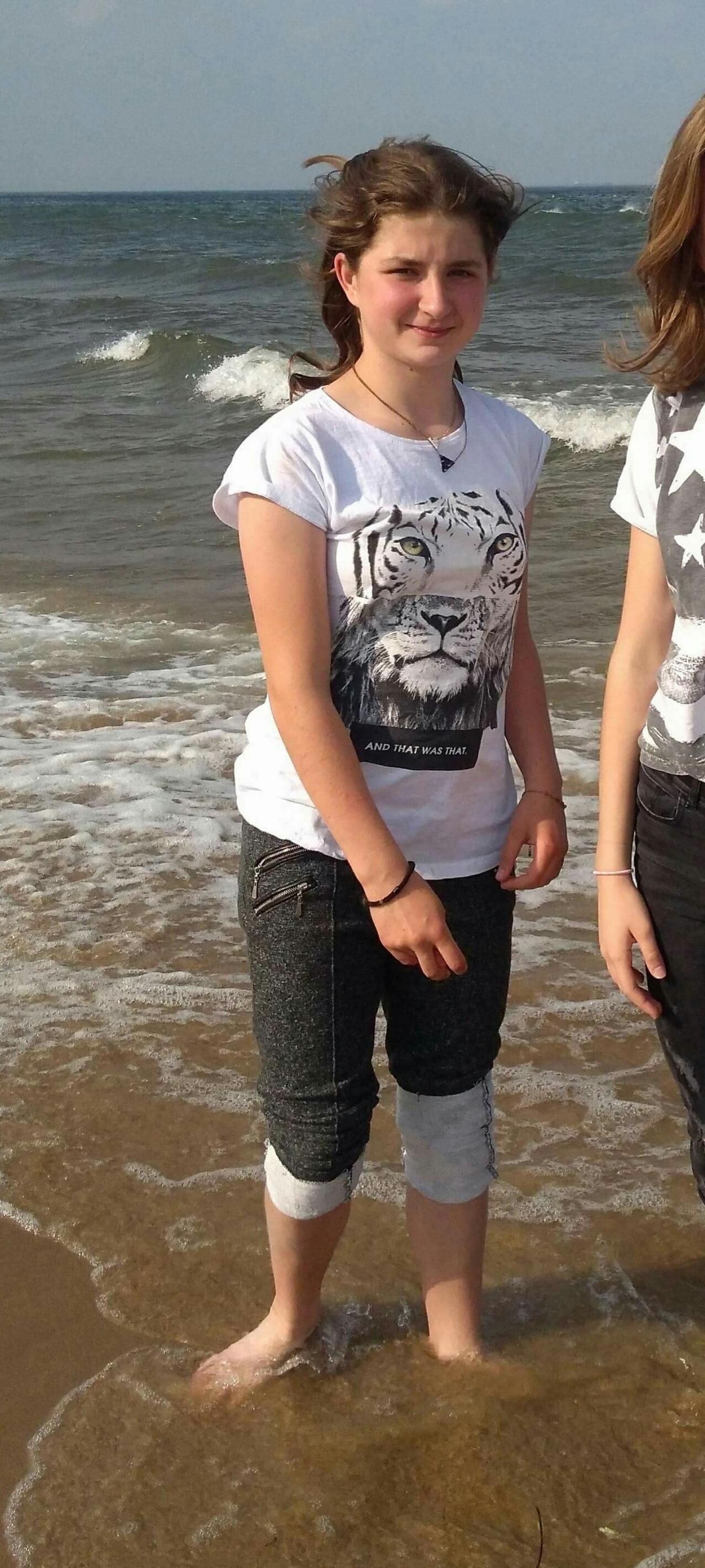 Zaginiona 12-letnia Karolina Wasiluk