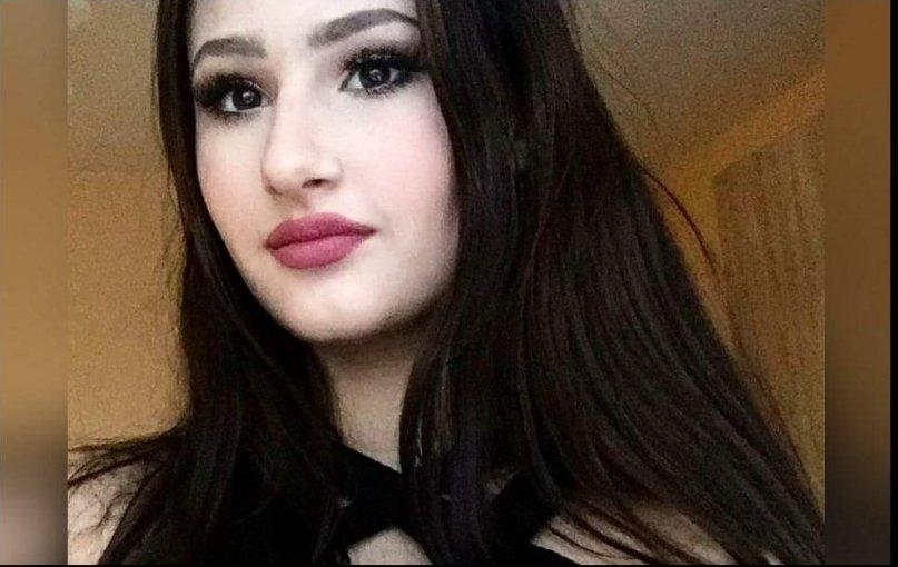Zaginiona 16-letnia Oceana