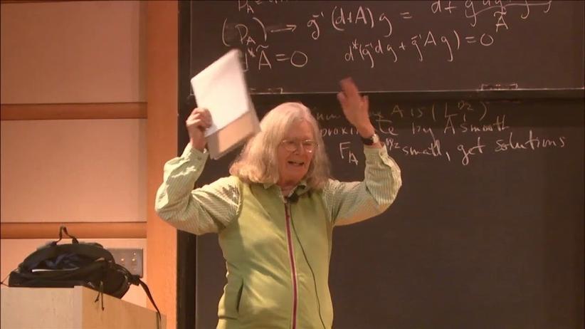 Karen Uhlenbeck laureatką Nagrody Abela. Jako pierwsza kobieta w historii!