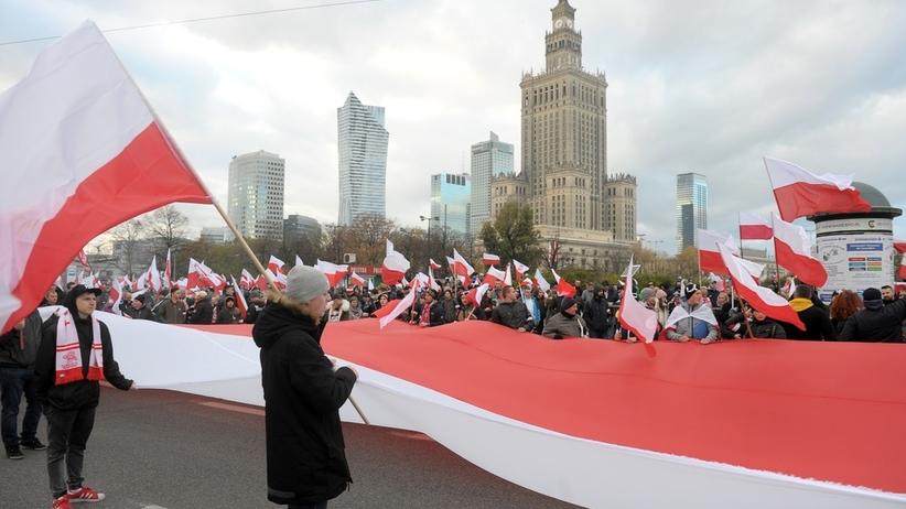 Święto Niepodległości. Duże utrudnienia na drogach w Warszawie!