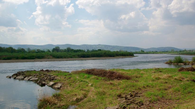 14-latka porwał nurt rzeki Dunajec. Poszukiwanie zostało przerwane