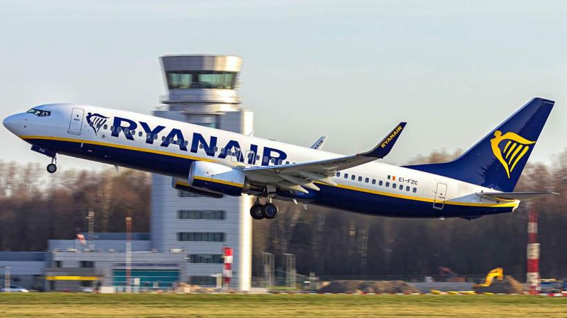 15 nowych połączeń Ryanair z Krakowa w sezonie zimowym