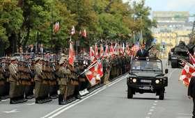 15 sierpnia święto Wojska Polskiego. UTRUDNIENIA, OBJAZDY, ZAMKNIĘTE ULICE