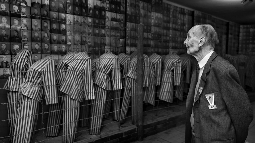 17-letni Amerykanin wyrył swoje imię na baraku w Auschwitz. Jest wyrok sądu