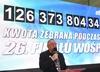 Jerzy Owsiak finał WOŚP