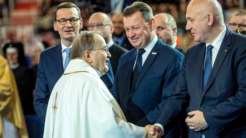 Urodziny Radia Maryja. Politycy PiS ''świętowali'' bez prezesa. Rydzyk: Alleluja i do przodu [ZDJĘCIA]