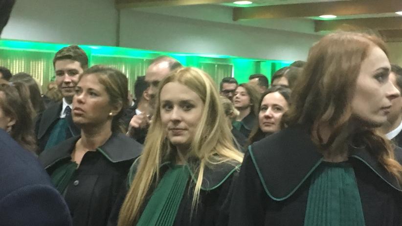 500 nowych adwokatów przyjęło ślubwanie