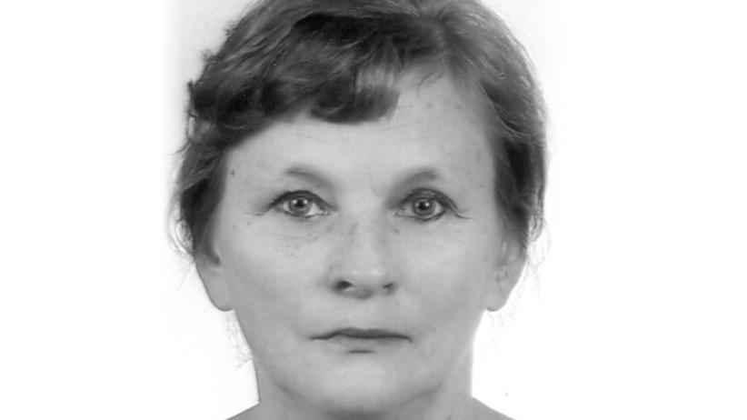 """63-latka z Żar odnaleziona. """"Mama odnalazła się. Dziękuję wszystkim za pomoc i wsparcie"""""""