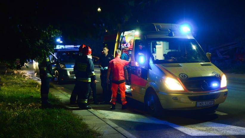 Tragiczny wypadek na drodze krajowej. Nie żyje 64-latek