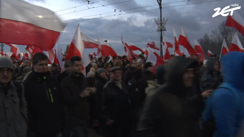 Uroczystości państwowe i Marsz Niepodległości. Polacy świętowali niepodległość [WIDEO]
