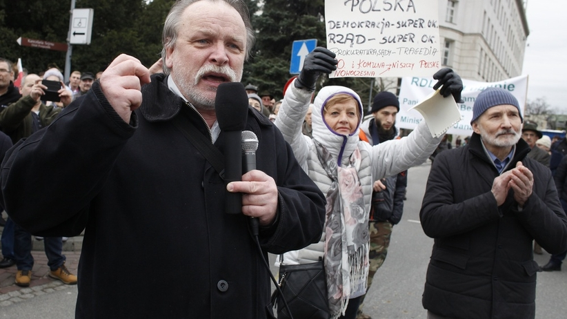 Adam Borowski: wystąpienie Jakiego z partii to fikcja. Ale to jedyny polityk, który może dokonać zmiany