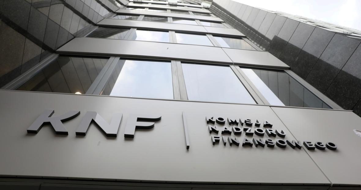 Afera KNF. Agenci CBA weszli do siedziby Komisji Nadzoru Finansowego