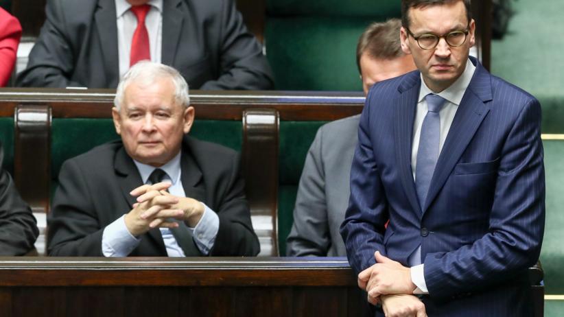 """Afera KNF wstrząśnie rządem. Głośne nazwiska do dymisji! """"Fakt"""": Kaczyński wyraził zgodę"""