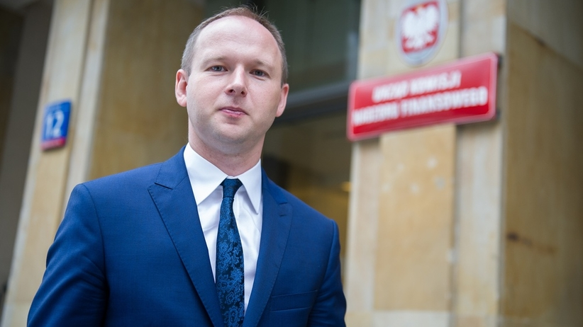 Marek Chrzanowski odebrał odwołanie z funkcji szefa KNF
