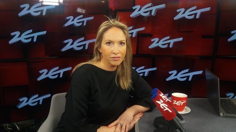 Agnieszka Markiewicz z Komitetu Żydów Amerykański (AJC) w Gościu Radia ZET. 24.02.2019