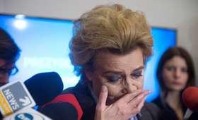 Akt oskarżenia przeciwko prezydent Łodzi Hannie Z.