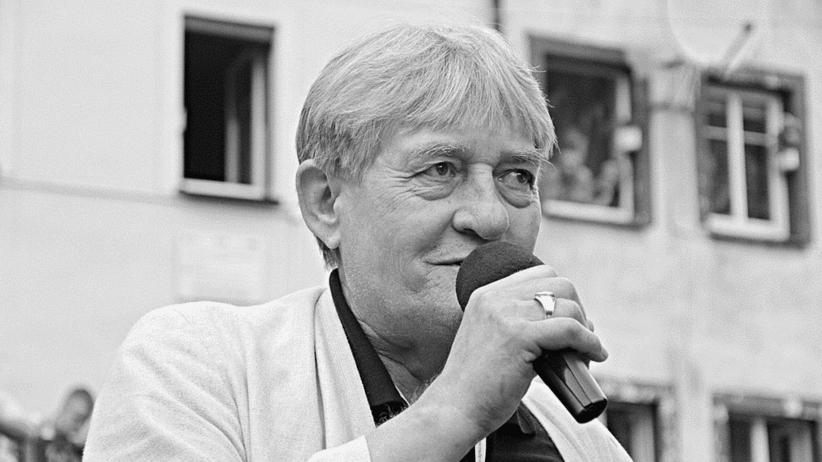 Nie żyje aktor Marek Frąckowiak