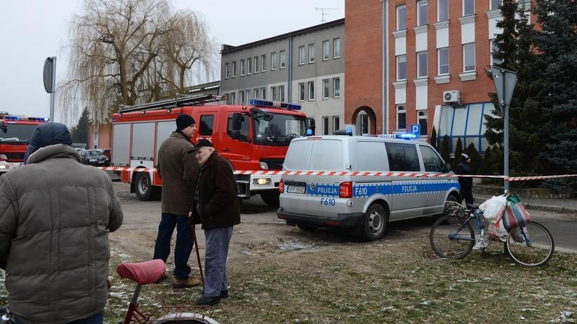 Alarmy bombowe w 6 urzędach skarbowych. Ewakuowano ponad 200 osób