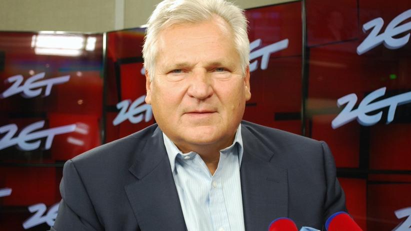 Kwaśniewski: na rzecz prezydenta Janukowycza w ogóle nie lobbowałem