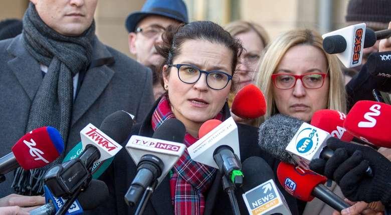 Aleksandra Dulkiewicz pełniącą funkcję prezydenta Gdańska. Duda i Morawiecki podpisali decyzję