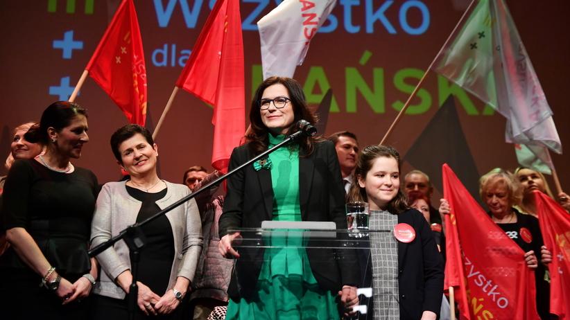 Aleksandra Dulkiewicz prezydentem Gdańska. OFICJALNE WYNIKI