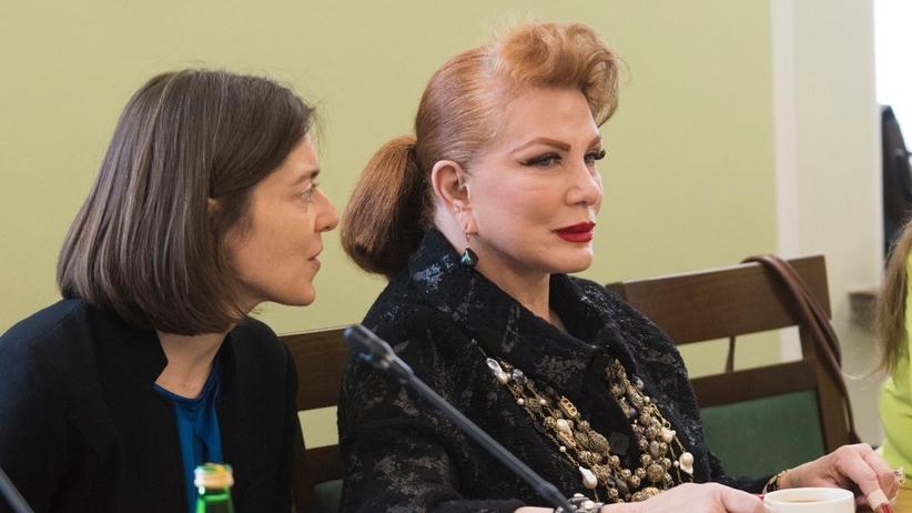 Ambasador USA w Polsce Georgette Mosbacher o wolności mediów