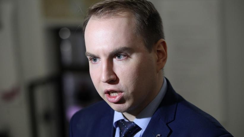 """Andruszkiewicz wydał oświadczenie. """"Jestem całkowicie niewinny"""""""