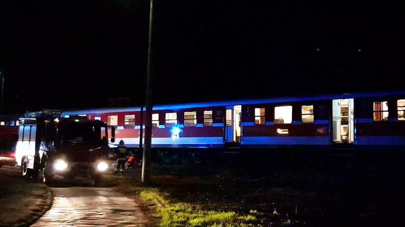 Andrychów. 22-latek potrącony przez pociąg. Zginął na miejscu