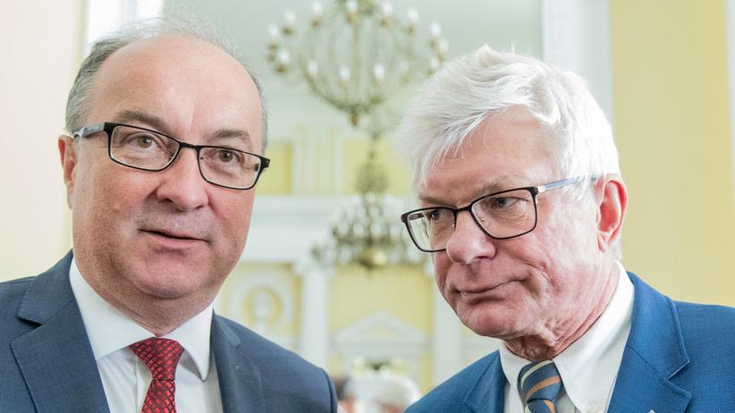 Andrzej Celiński kandydatem SLD na prezydenta Warszawy