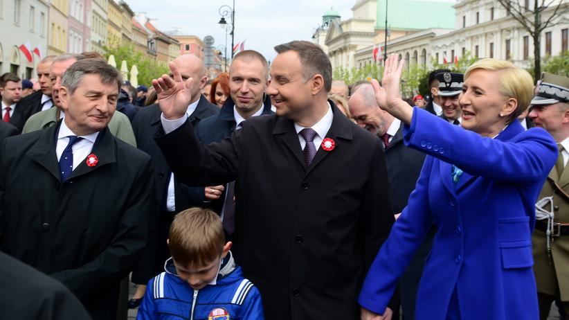 """Duda chce referendum ws. konstytucji. """"Polacy mają prawo się wypowiedzieć"""""""