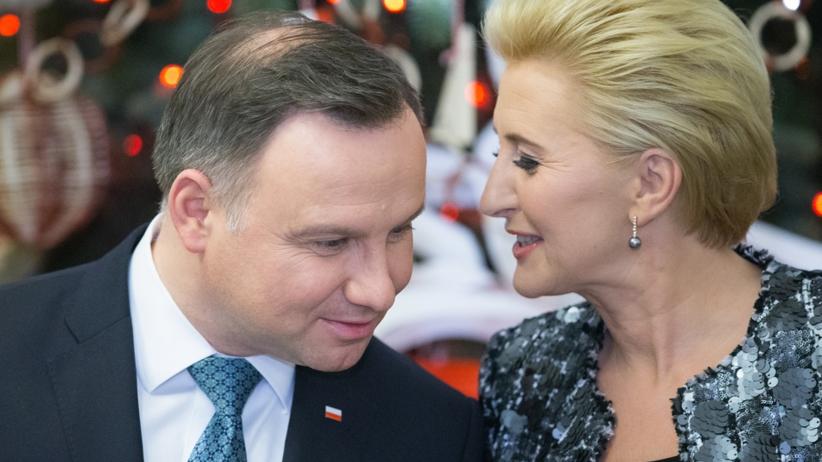 Odważny wywiad Andrzeja Dudy. Mówił o ''matrymonialnym oszustwie'' żony