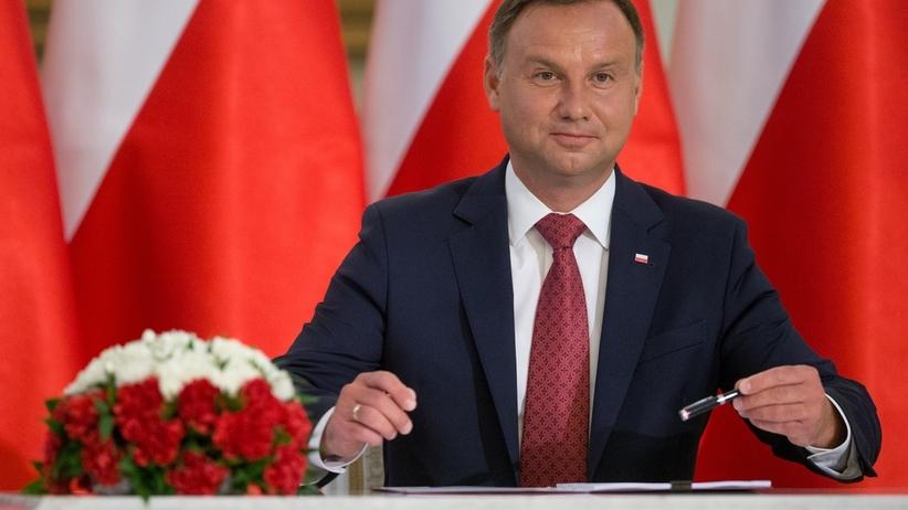 Andrzej Duda podpisał nowelizację ułatwiającą walkę z dopalaczami