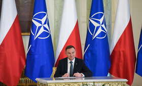Większe wydatki na armię. Andrzej Duda podpisał ustawę