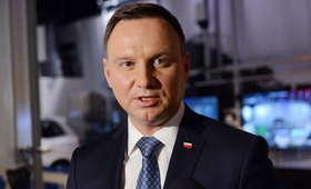 Andrzej Duda spotka się z nowym prezydentem Francji